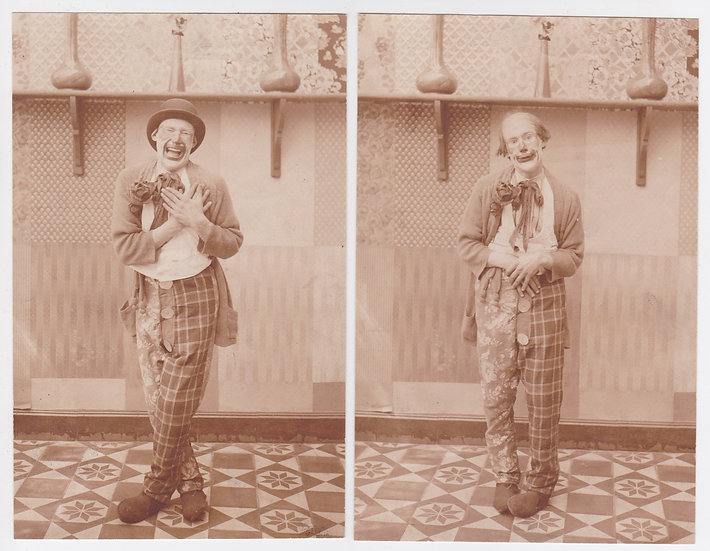 Francisca Vinicius – Transformational Comedian (Clown)
