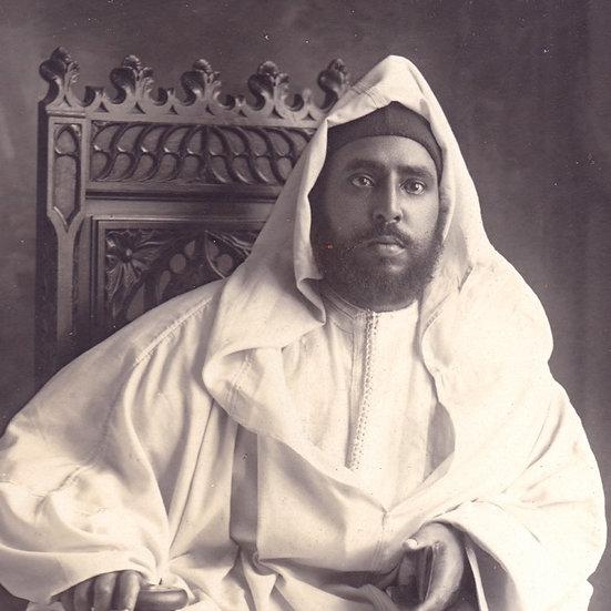 Abdelhafid of Morocco or Mulai Abdelhafid (1875-1937)