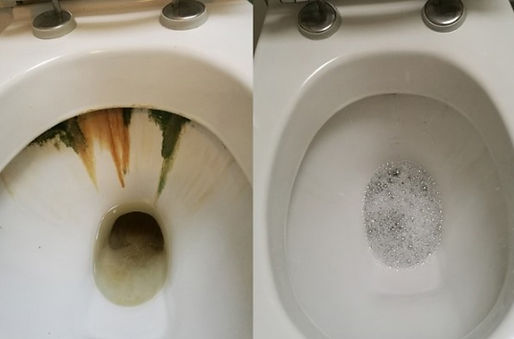 Grundig rengøring