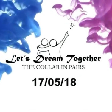 Let's Dream Together - The Collab in Pairs