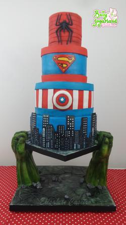 Super-herois tower1