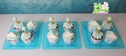 Cupcakes Balão de Ar Quente