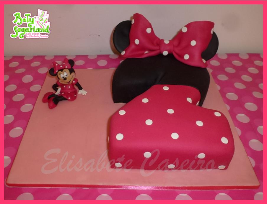 Minnie 2 cake