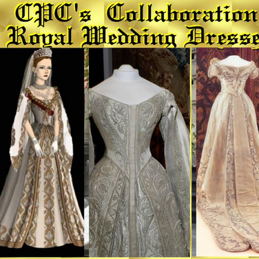 CPC Royal Wedding Dresses