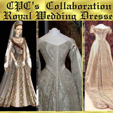 CPC Royal Wedding Dresses