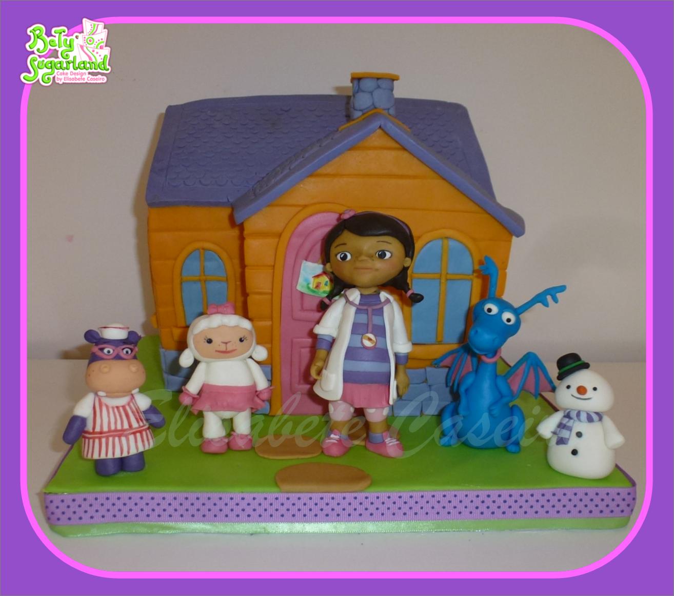 Casa da Dra. Brinquedos