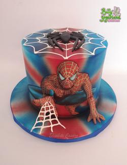 Spiderman Teia