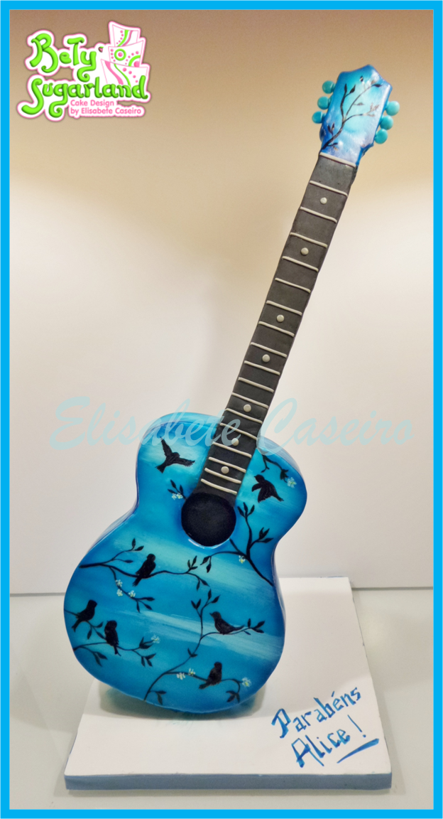 Guitarra Alice