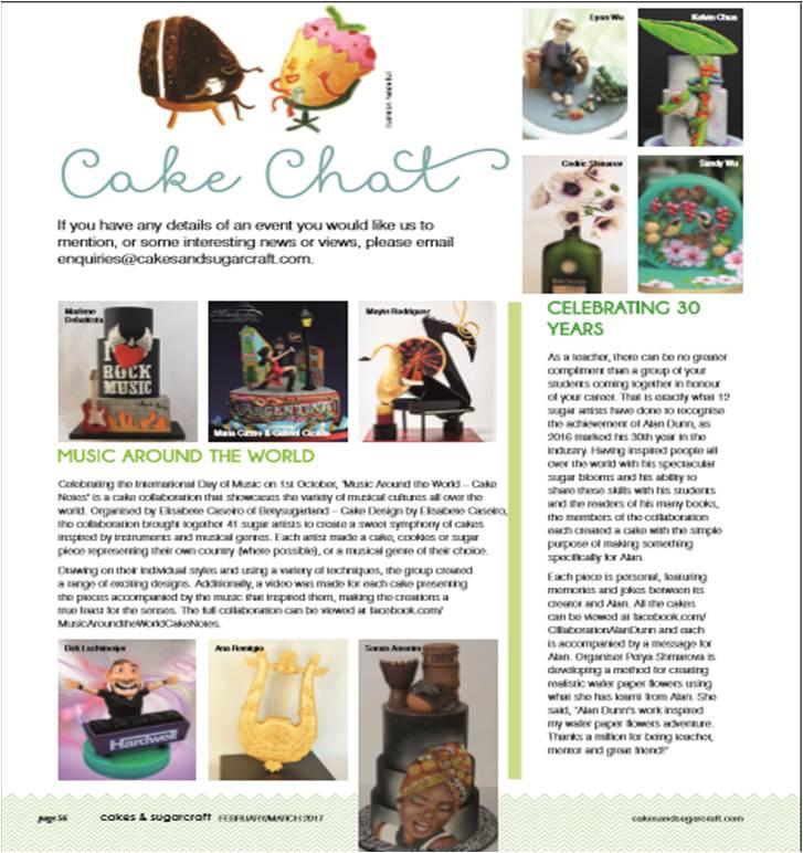 Cakes & Sugarcraft, 138