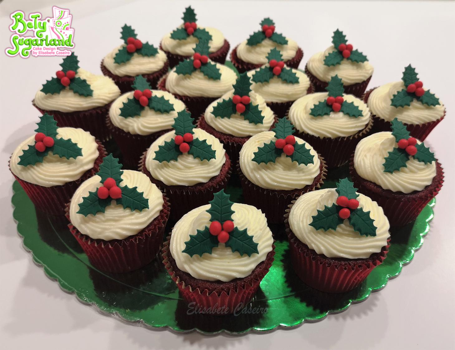 Cupcakes azevinho