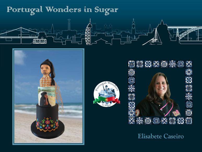 Portugal Wonders in Sugar - Nazaré