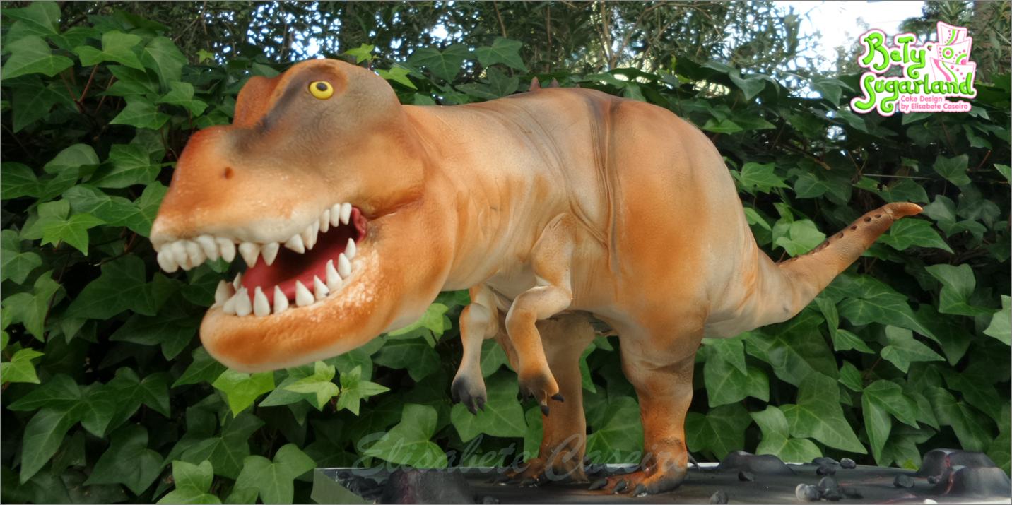 T-Rex Tiago 4