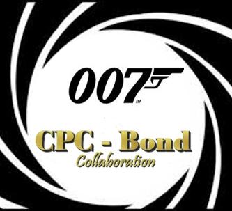 CPC James Bond Collaboration