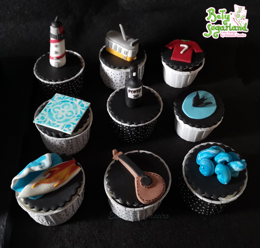 Cupcakes portugal 1