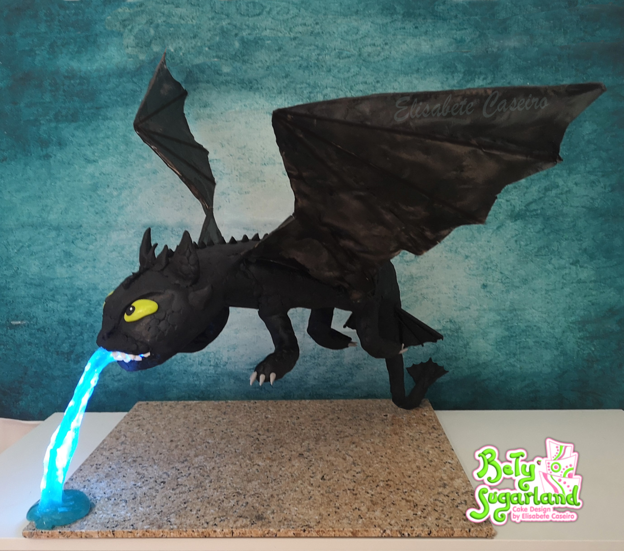 Toothless Fire 1