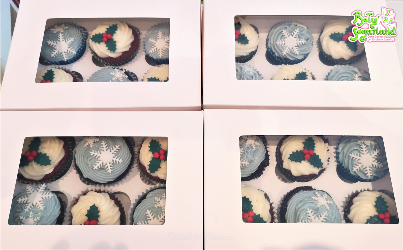 Cupcakes Natal Hoti Hoteis