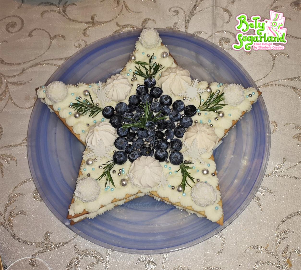 Cream Tart Estrela