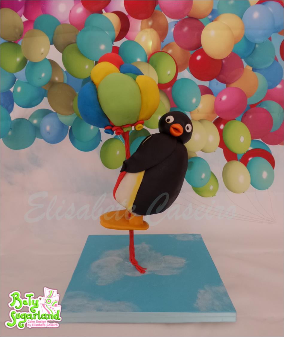 Pingu e os balões