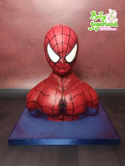 Bolo Homem Aranha 1