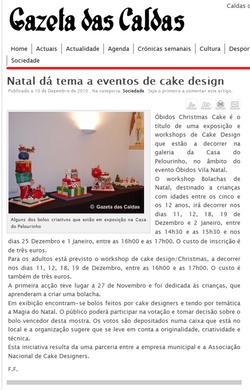 Gazeta das Caldas Natal 2010