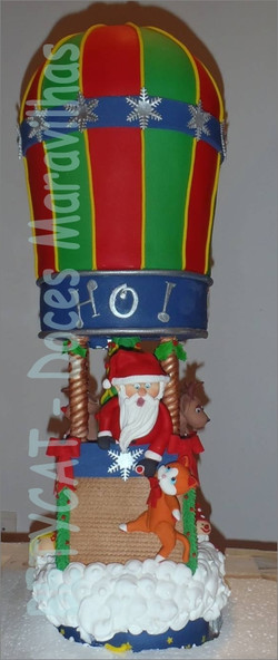 Balão do Pai Natal