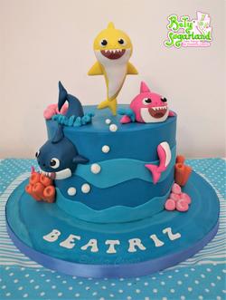 Baby Shark Beatriz 1
