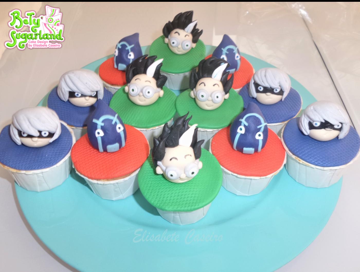 PJ_Masks_cupcakes_vilões