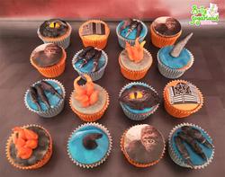 Cupcakes Godzilla vs Kong