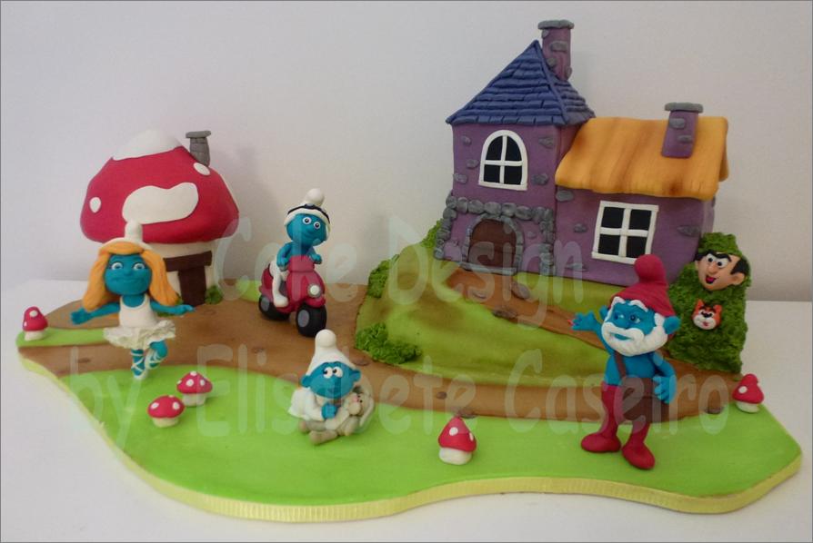 Smurfs - Os Estrumpfes