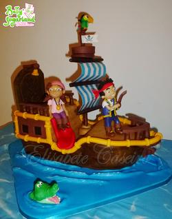Barco do Jake