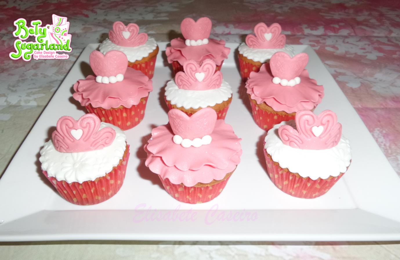 Cupcakes Princesas
