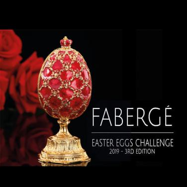 Fabergé - Easter Eggs Challenge