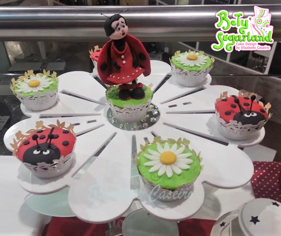 Cupcakes Joaninhas 2