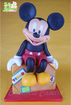 Mickey de viagem