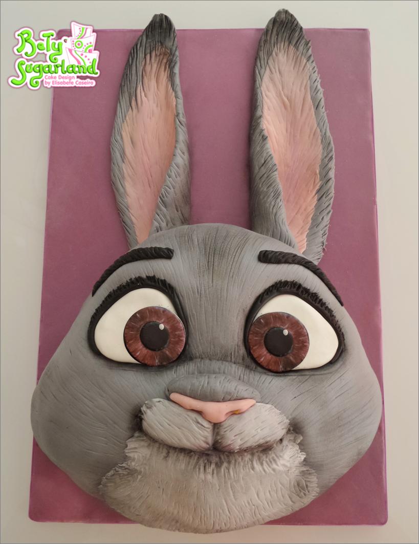 Judy Hopps face