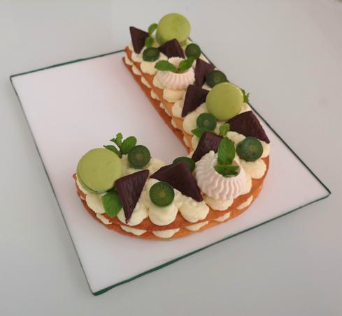 Cream Tart J