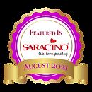 Saracino Badge August 2021.png
