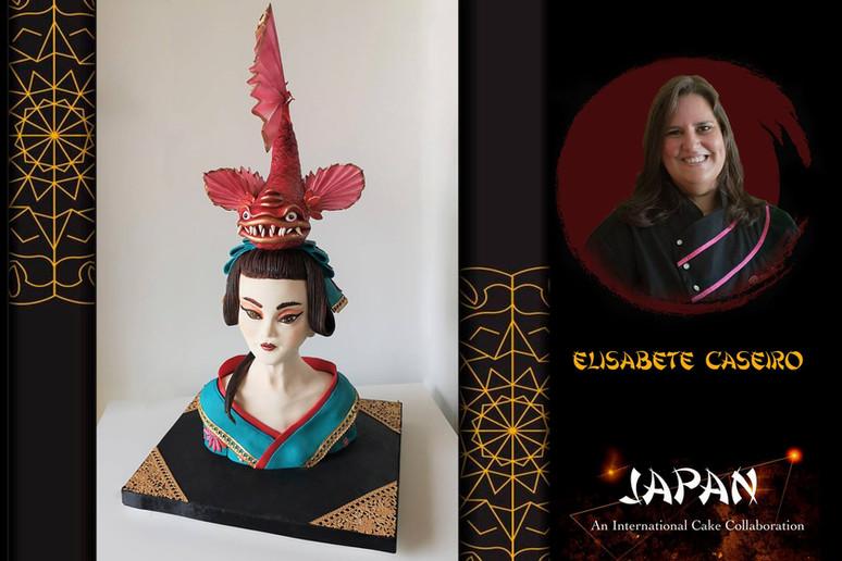Japan - An International Cake Collaboration