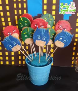 Bolachas PJ Masks