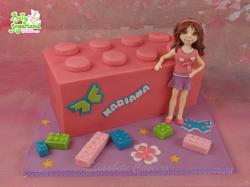 Lego Olivia