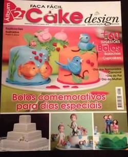 Faça Fácil Cake Design, album 2