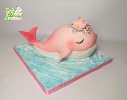 Baleia rosa 1