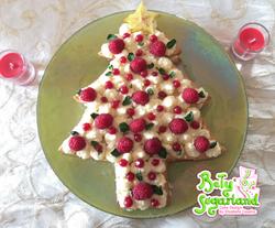 Cream Tart Natal