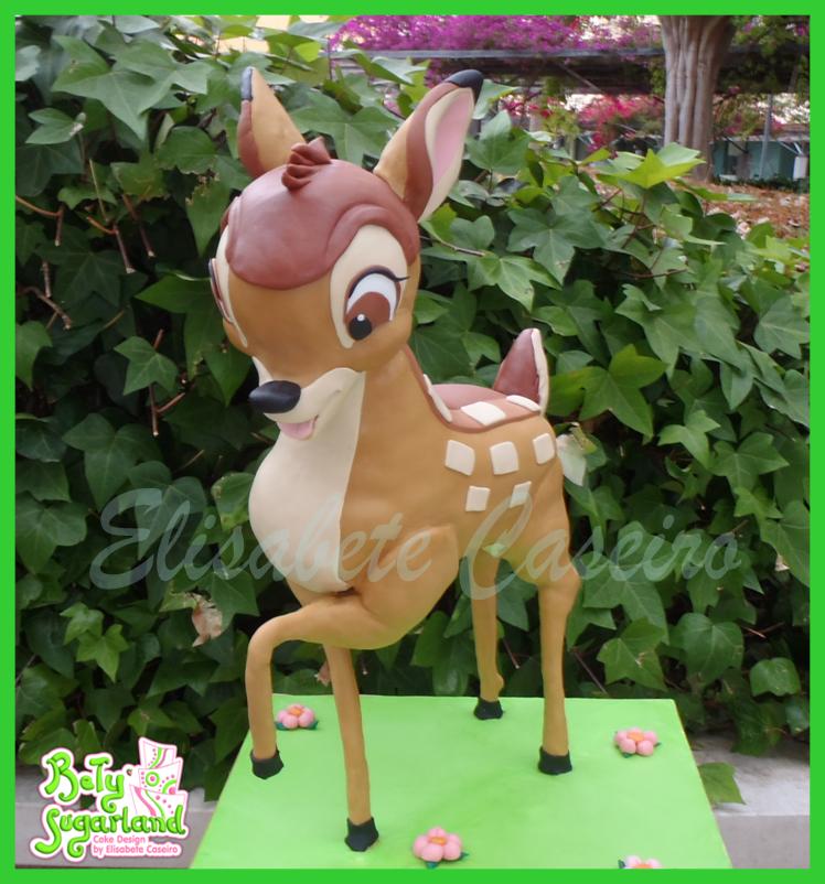 Bambi cake 3