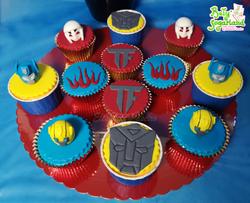 Cupcakes Transformers