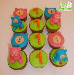Cupcakes Billy Babam