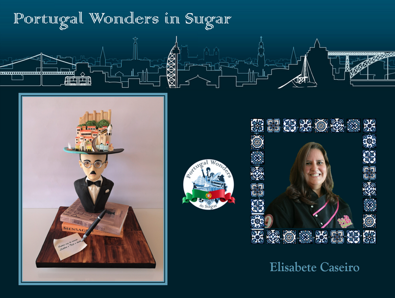 Portugal Wonders in Sugar - Fernando Pessoa
