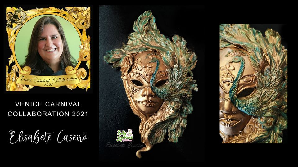 Venice Carnival Collaboration 2021