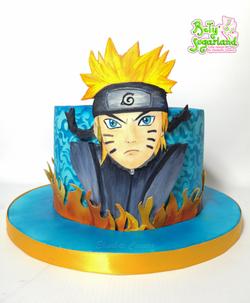 Bolo do Naruto