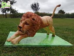 Bolo leão